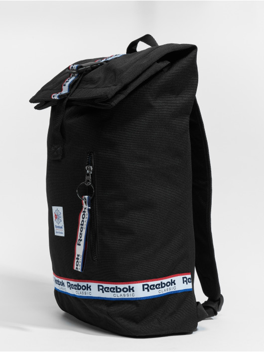 Reebok Backpack Classic Graphic Tapin black