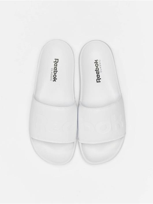 Reebok Badesko/sandaler Classic Split Slides hvit