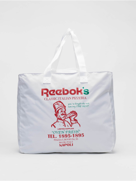 Reebok Bag Graphic Food white