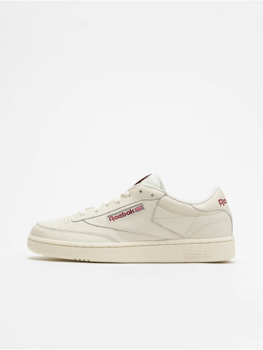 Reebok Club C 85 Mu Sneakers ChalkMeteor Red