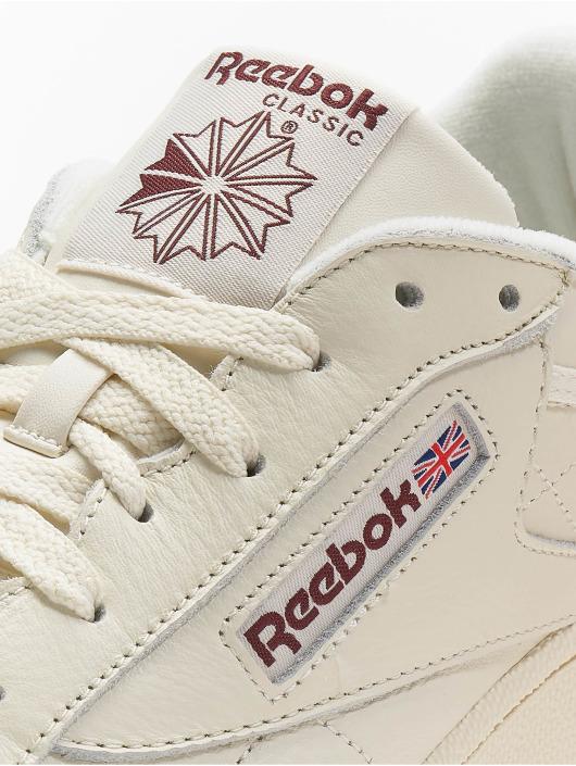 Reebok Baskets Club C 85 MU blanc