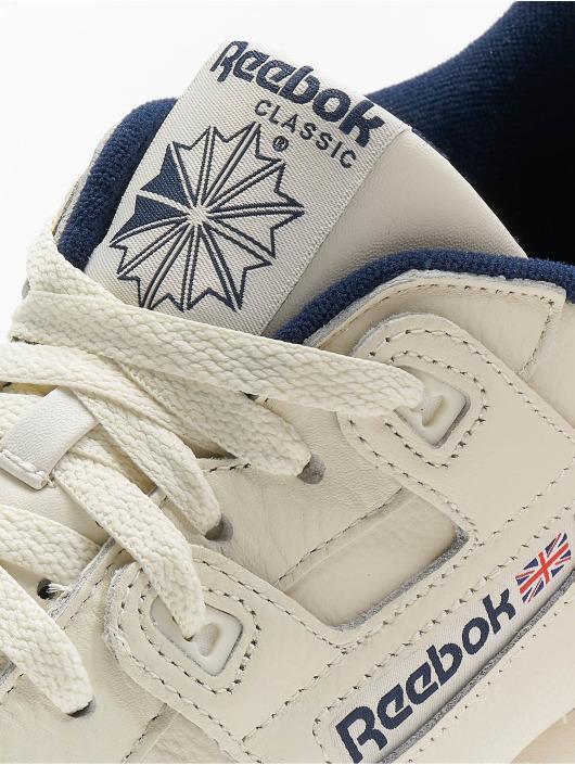Reebok Baskets Workout Plus MU blanc