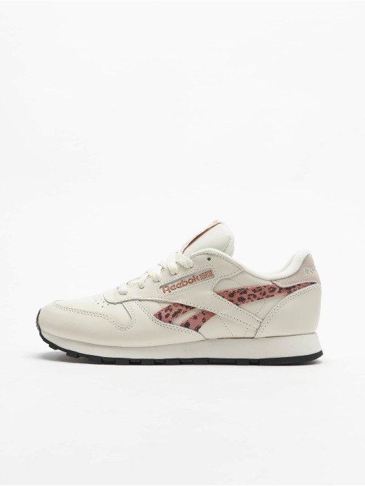 Reebok Baskets Classic Leather blanc
