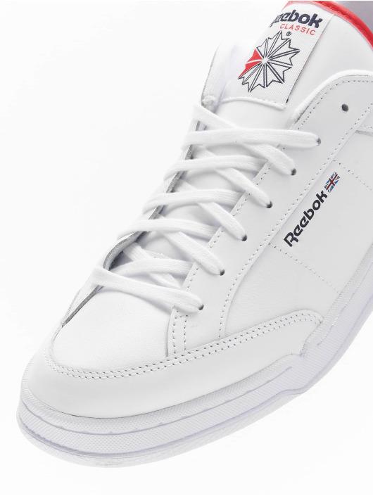Reebok Baskets AD Court blanc