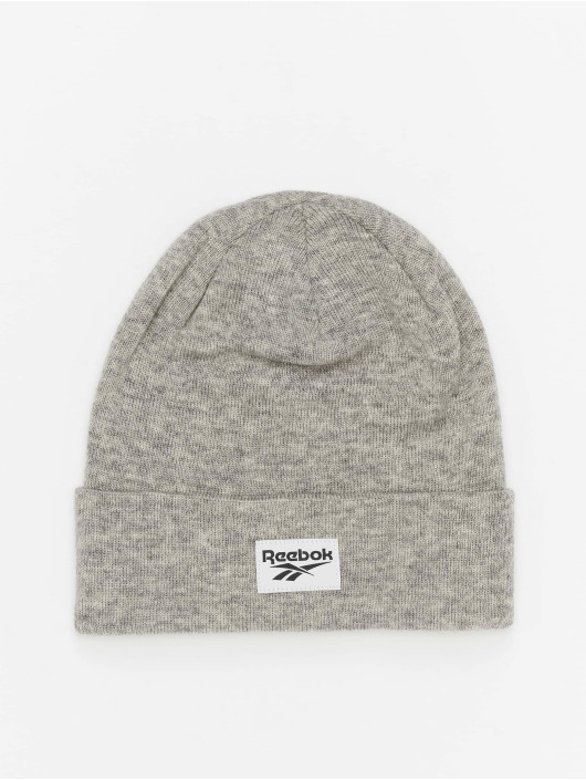 Reebok Beanie Foundation grau