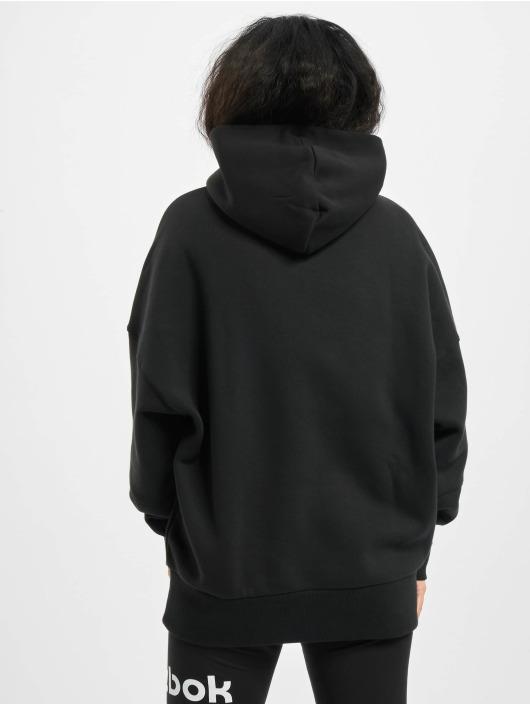 Reebok Bluzy z kapturem Studio Restorative Oversized czarny