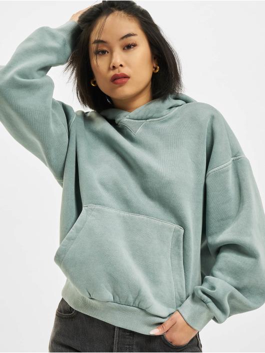 Reebok Bluzy z kapturem CL RBK ND Fleece szary
