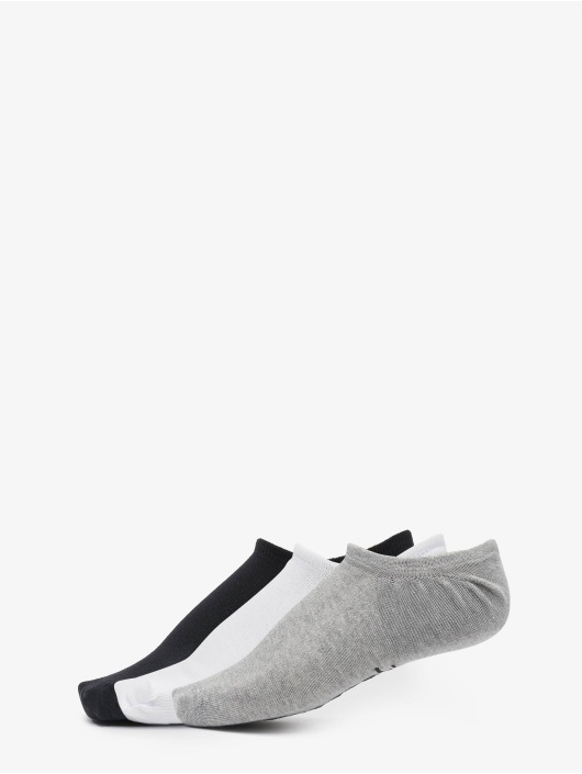 Reebok Calcetines Te Invisible 3 Pack blanco
