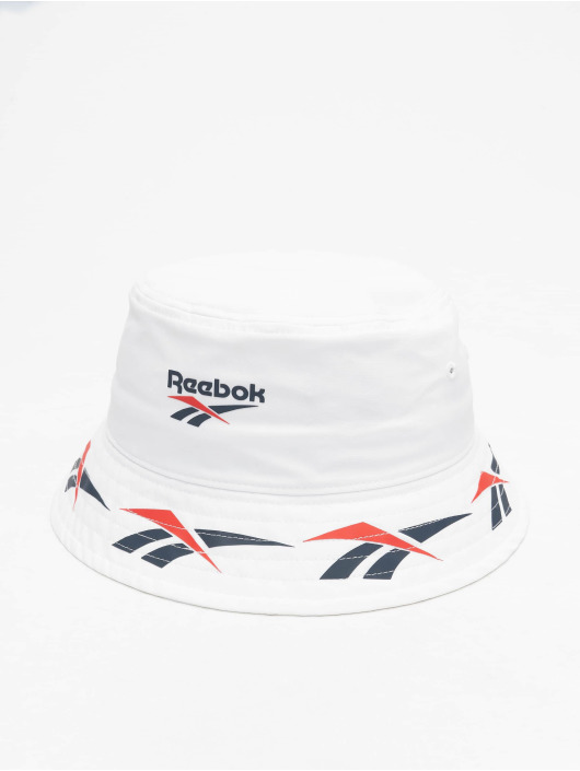 Reebok Cappello Classic Vector bianco