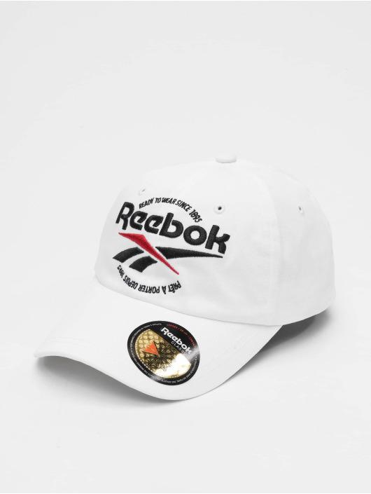 Reebok Casquette Snapback & Strapback Graphics RTW blanc