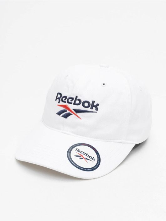 Reebok Casquette Snapback & Strapback Classic FO blanc