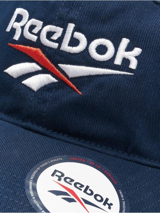 Reebok Casquette Snapback & Strapback Classic FO bleu