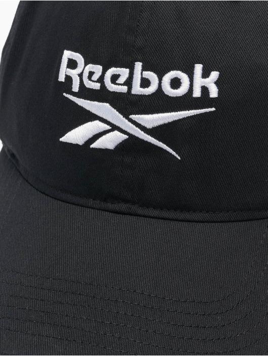 Reebok Casquette Snapback & Strapback TE Logo noir