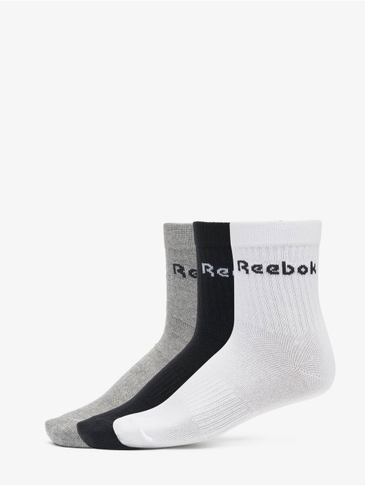 Reebok Chaussettes Act Core Mid Socks gris