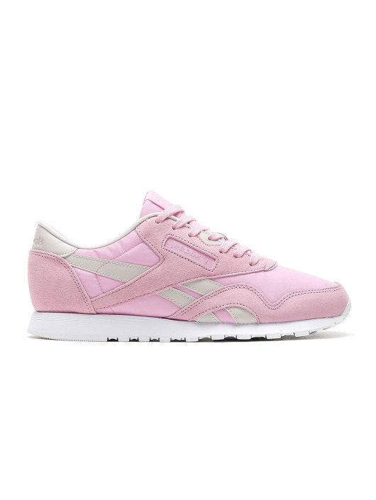 check out 302ae c57f8 Reebok Chaussures Classic Nylon X Face magenta ...