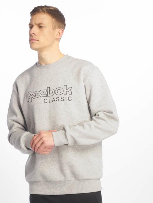 Reebok Gensre Classic Fleece Crew grå