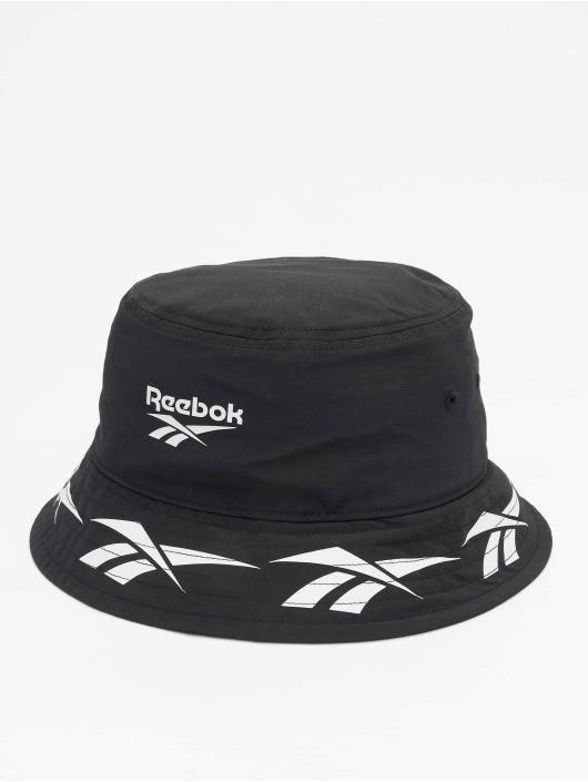Reebok hoed Classic Vector zwart