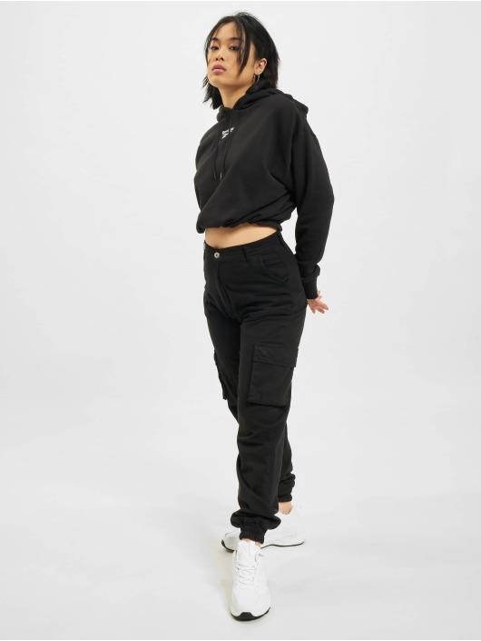 Reebok Hoodie CL F Small Logo FT black