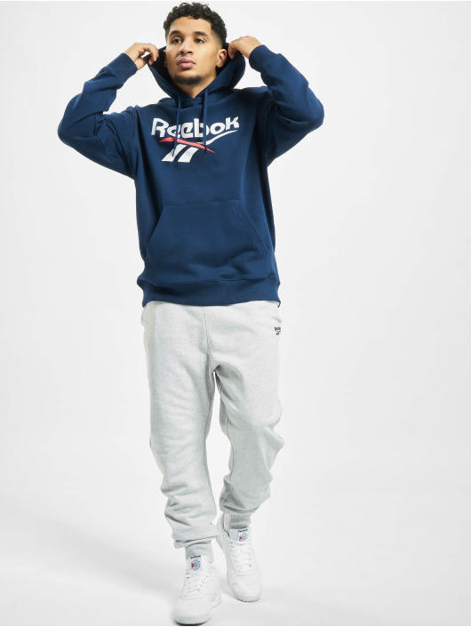 Reebok Hoody Classic F Vector blau