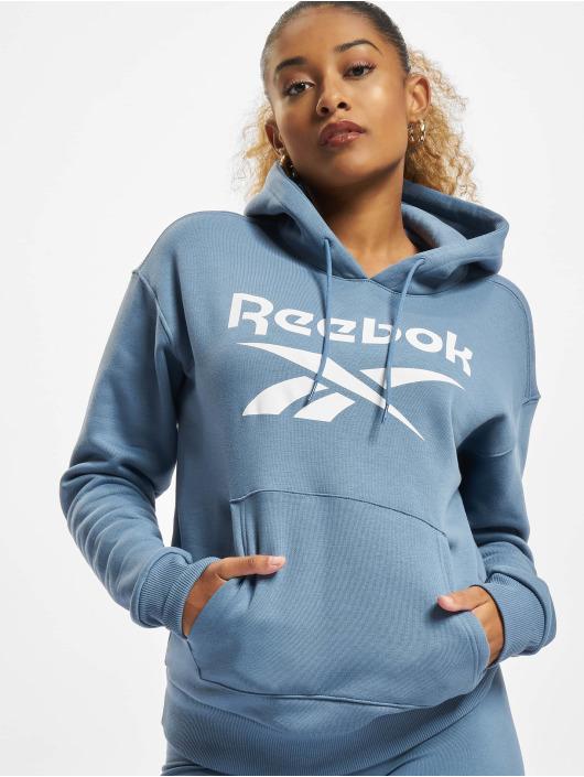 Reebok Hoody RI BL Fleece blau