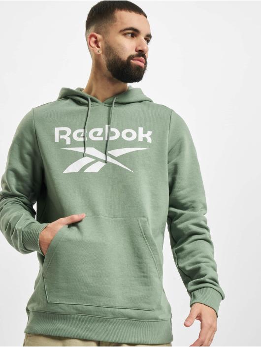Reebok Hoody Identity French Terry OTH Big Logo grün
