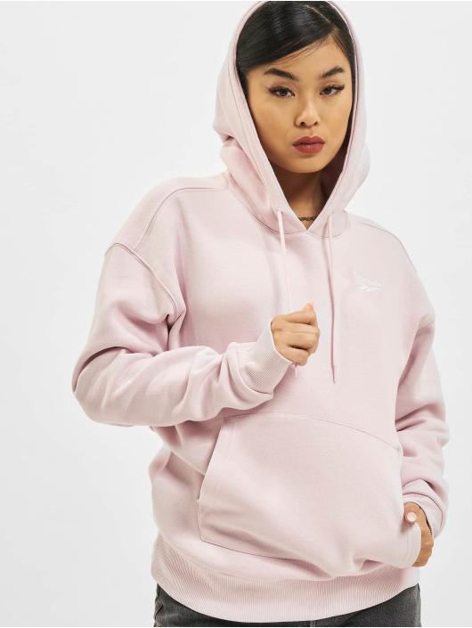 Reebok Hoody Ri Fleece rosa