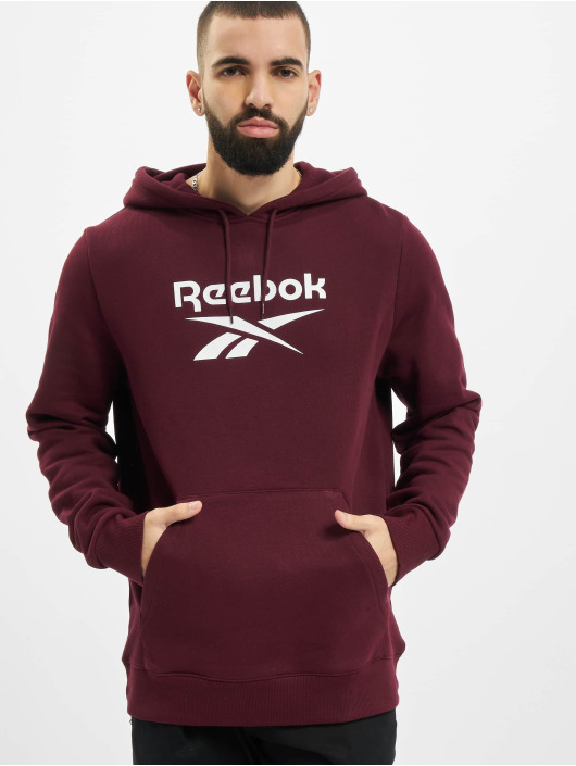 Reebok Hoody Classics F Vector rot
