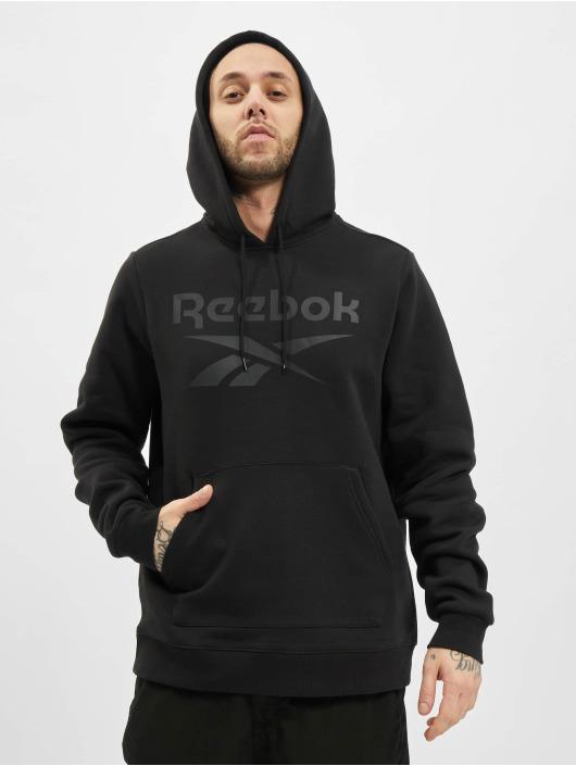 Reebok Hoody Identity Fleece OTH Big Logo schwarz
