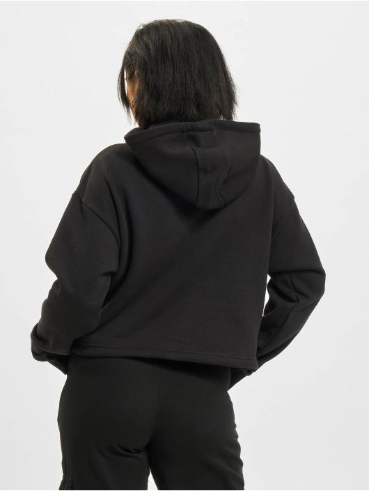 Reebok Hoody CL F Small Logo FT zwart