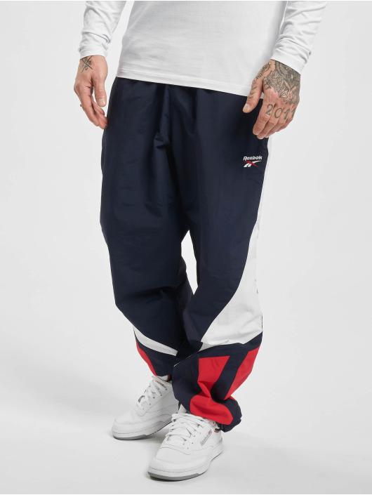 Reebok Jogging kalhoty F Twin Vector modrý