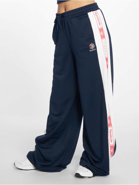 d27036feaf0 Reebok broek / joggingbroek Classic Track in blauw 624150
