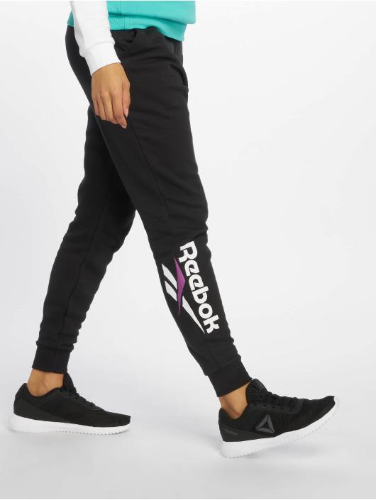Reebok joggingbroek Classic V P zwart