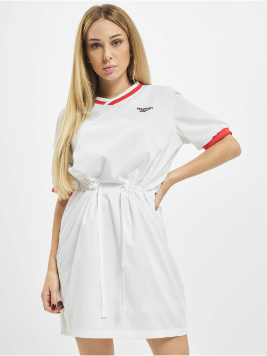 Reebok Kleid D Tennis weiß