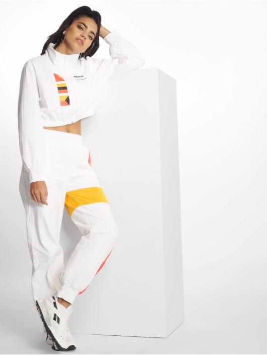 Reebok Kurtki przejściowe Gigi Hadid bialy