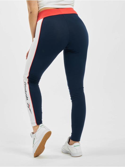 Reebok Legging Classic F Linear blau