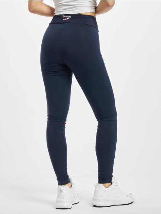 Reebok Legging Classics D Big Vector blau