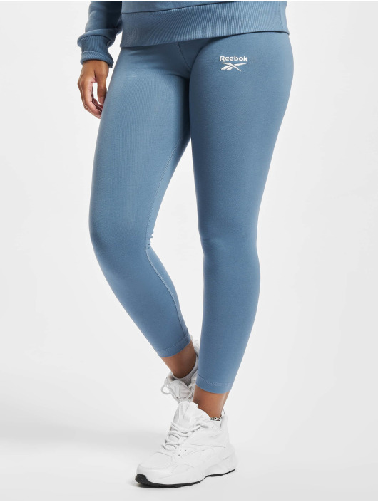 Reebok Legging RI Cotton blau