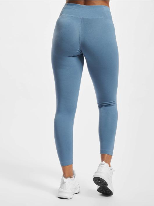 Reebok Legging RI Cotton bleu