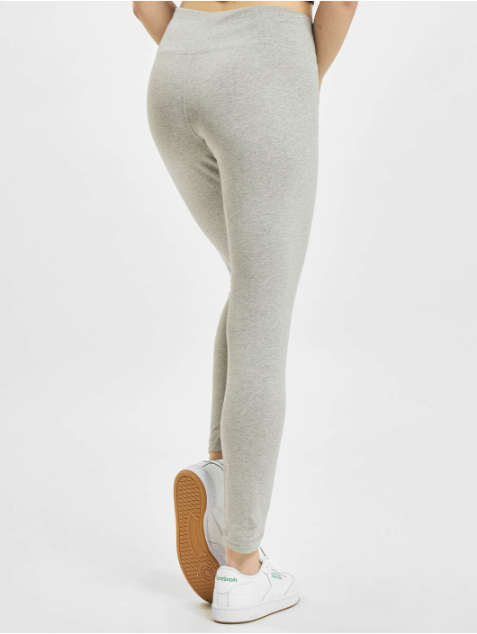 Reebok Legging Identity Cotton grau