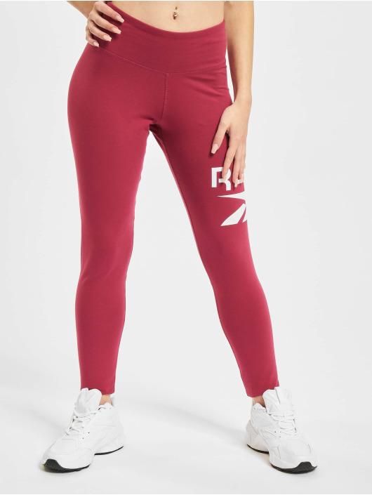 Reebok Legging Ri Bl Cotton rouge