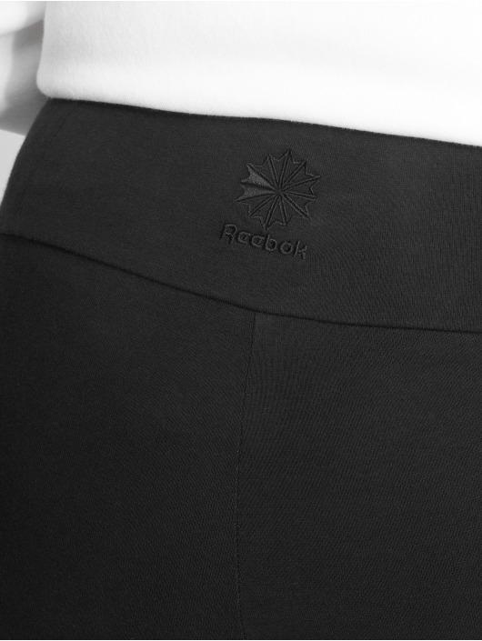 Reebok Legging AC Logo schwarz