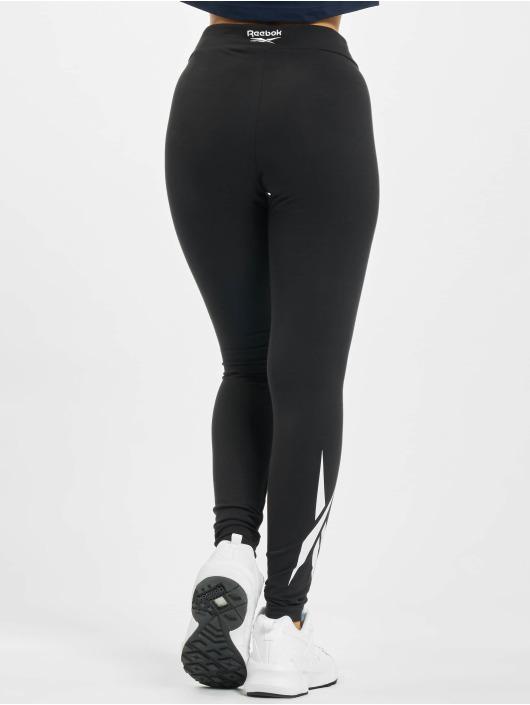 Reebok Legging Classic F Vector zwart