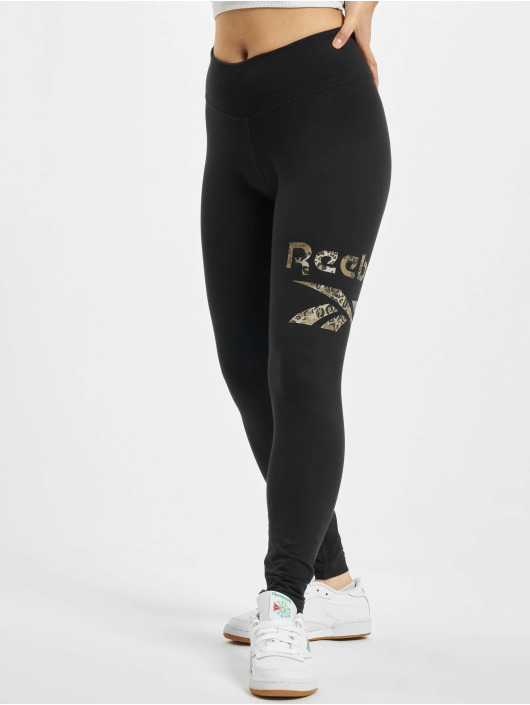 Reebok Leggings Te Modern Safari nero