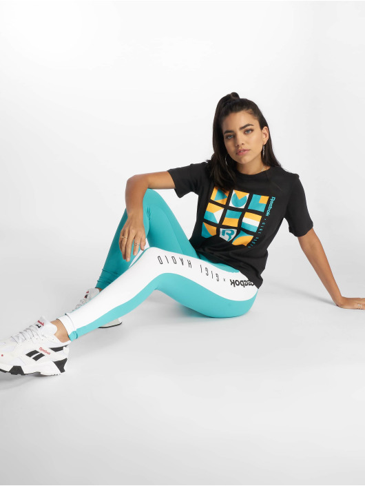 Reebok Leggings/Treggings Gigi Hadid blå