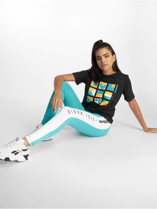 Reebok Leggings/Treggings Gigi Hadid blue