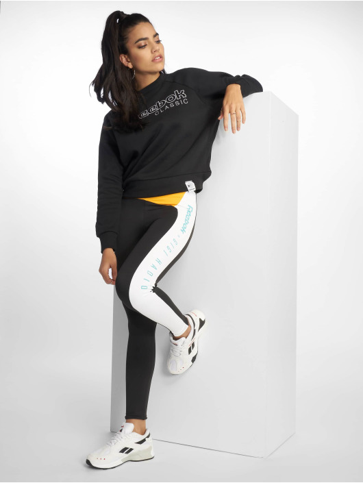 Reebok Leggings/Treggings Gigi Hadid czarny