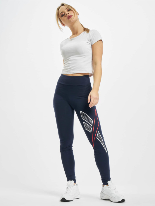 Reebok Leggings/Treggings Classics D Big Vector niebieski