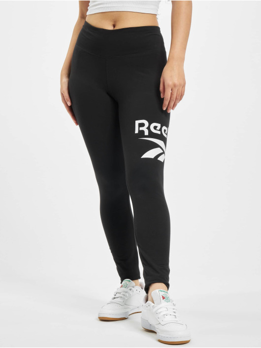 Reebok Leggingsit/Treggingsit Identity Big Logo Cotton musta