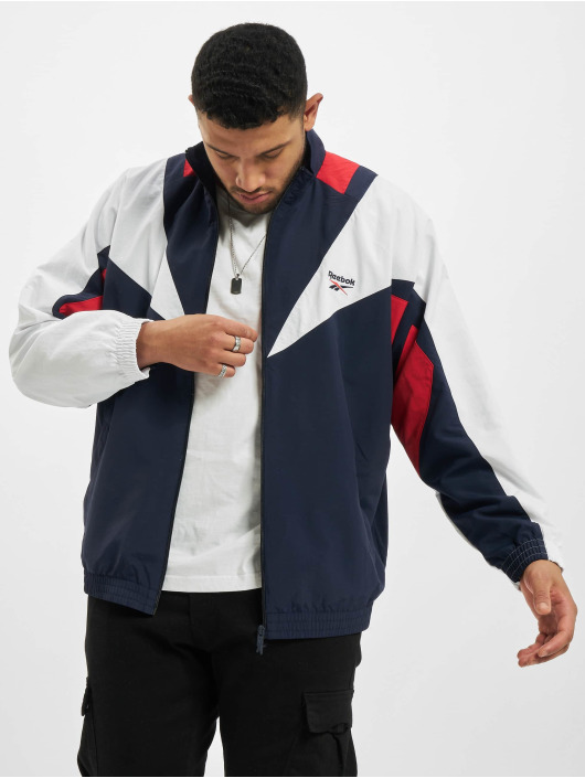 Reebok Lightweight Jacket F Twin Vector blue