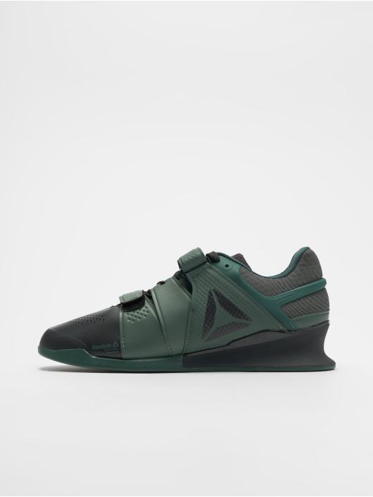 Reebok Legacylifter Sneakers CoalChalkGreen
